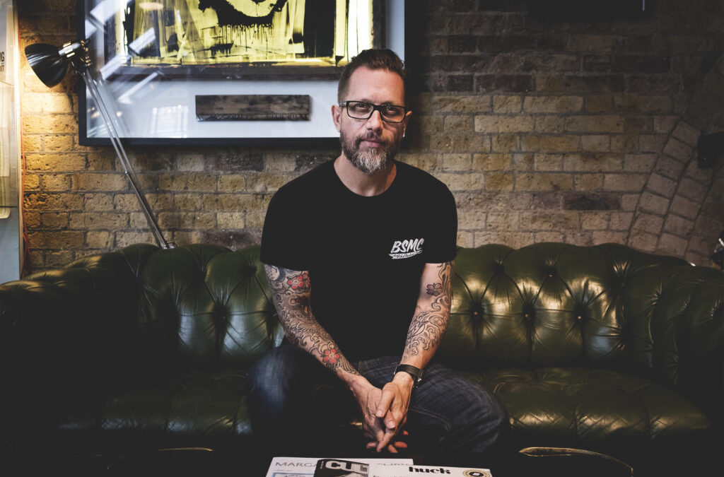 Dutch Van Someren; How He Discovered a Major Brand From His Love of Bike Culture